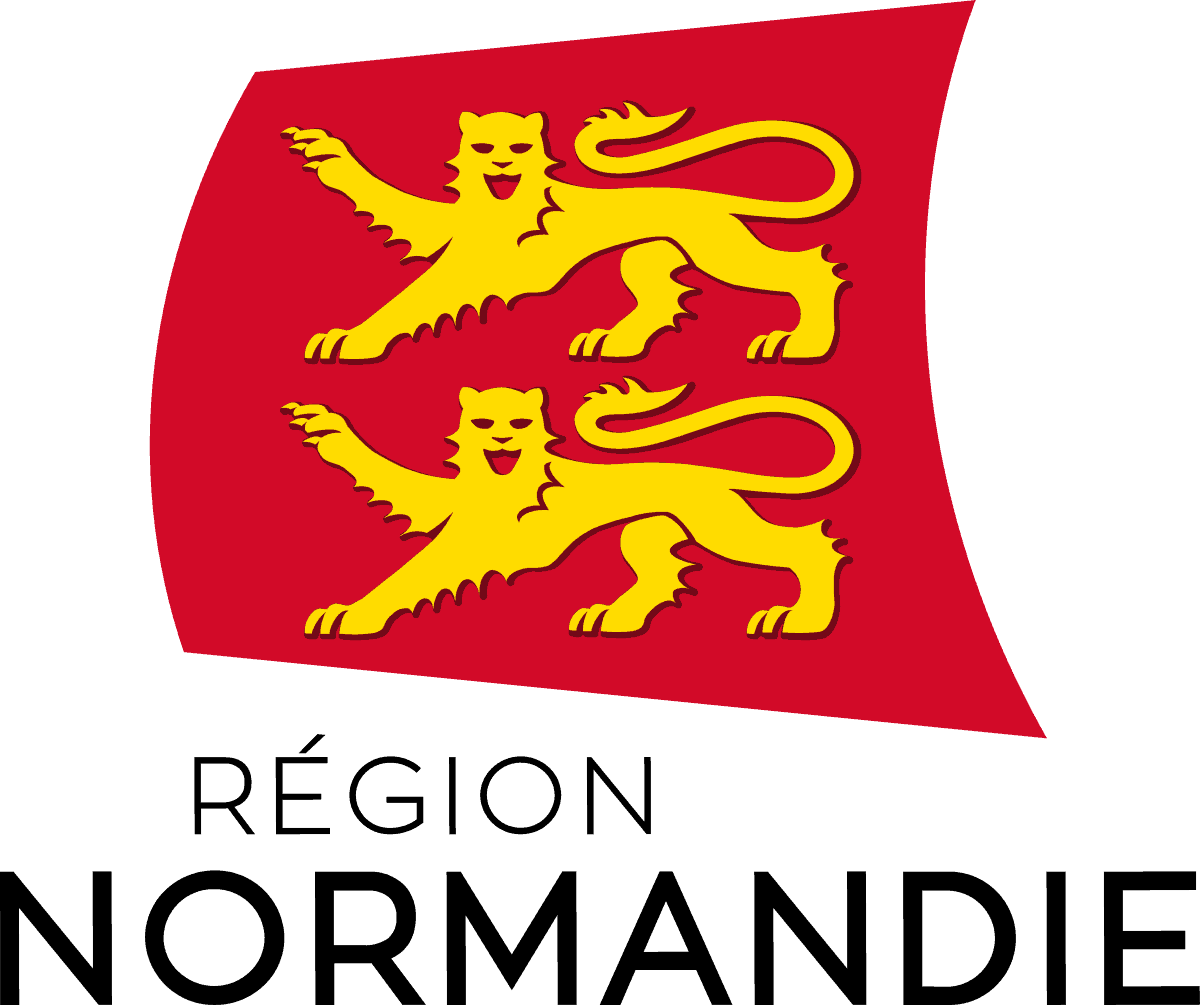 Logo Region Normandie